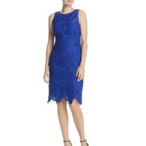Laundry by Shelli Segal Women's Lace Cocktail 6